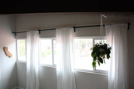 Ikea Curtain Rod Decor Black Curtain Rods Drapery Rods Pottery Barn Curtain Rods Black Curtain Rods And