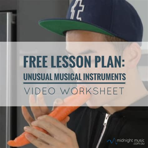 printable music lesson plans world music what in the world unusual musical instruments free