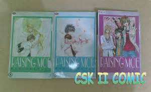 Momokan Vol 3 Jual Komik Raising Moe 1 3 Tamat Sold Csk Ii