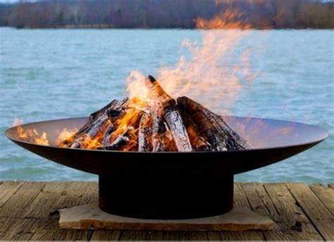 Firebowl Pit 62 Awesome Outdoor Bowls To Add A Cozy Touch To Your