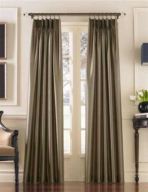 curtain works curtain works marquee single curtain panel bronze