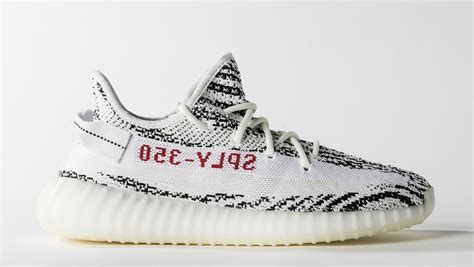 kim kardashian zebra yeezy  giveaway sole collector