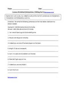 13 best images of preposition worksheet grade 5