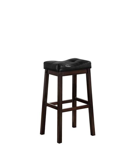 Fixed Height Bar Stools by Bar Stools Wood Fixed Height 29 Bar Stool Pack Of 2