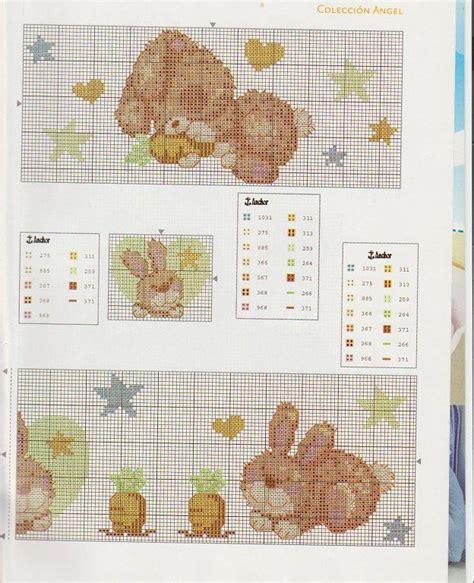 patrones de bordados para bebes patron de punto de cruz baberos para beb 233 s imagui