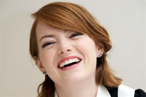 emma stone voice acting emma stone having colic as a baby is what gave me my