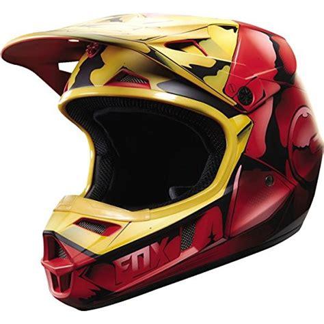 youth small motocross helmet fox racing iron youth v1 motocross motorcycle helmet