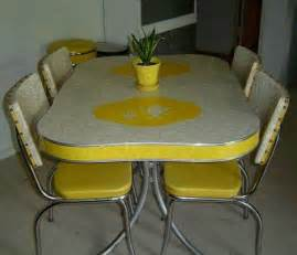 Retro Kitchen Table And Chairs For Sale Retro Table And Chairs For Your Wonderful House Seeur