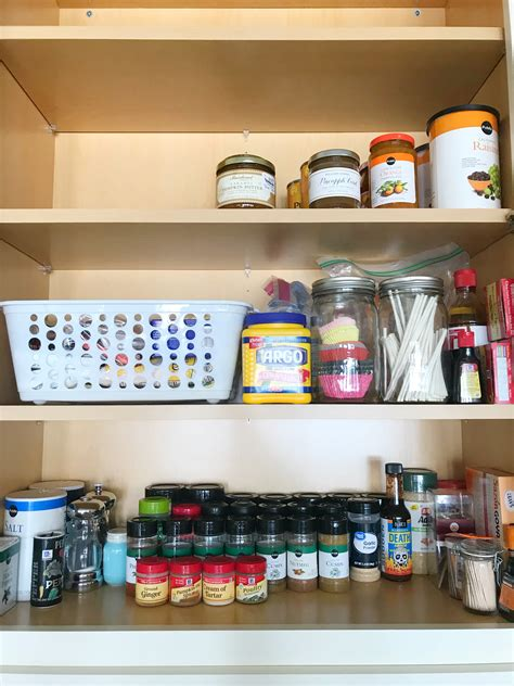 baking cabinet organization spice and baking cabinet organization lake life state of