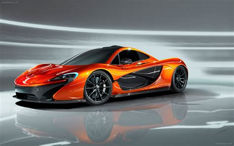 mclaren p1 concept 2012 widescreen car photo 5 of