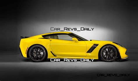 corvette supercar future supercar renderings 2017 chevrolet corvette z06