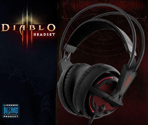 Headset Steelseries Diablo 3 steelseries diablo 3 headset and mouse release date