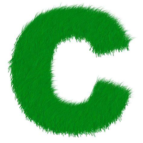 Green C litera c list 183 darmowy obraz na pixabay