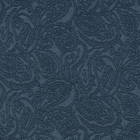 Traditional Upholstery by Blue Traditional Paisley Woven Matelasse Upholstery Grade
