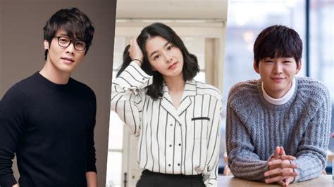 film korea jugglers choi daniel kang hye jung and lee won geun cast in new