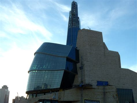 canadian human rights museum museums as material experiential landscapes and the