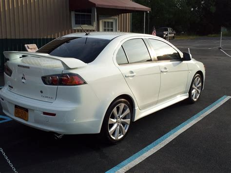 white mitsubishi lancer white 2014 lancer gt evolutionm mitsubishi lancer and