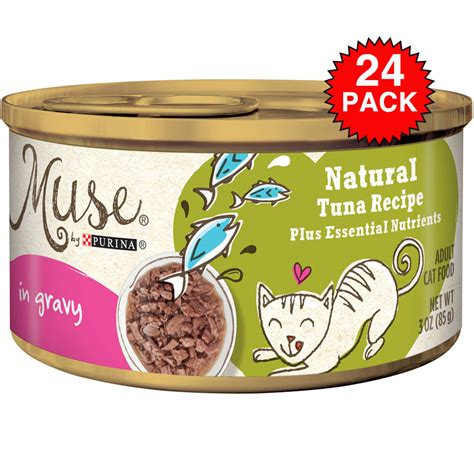 gravy boat dog food muse 174 natural tuna cat food in gravy 24x3oz healthypets