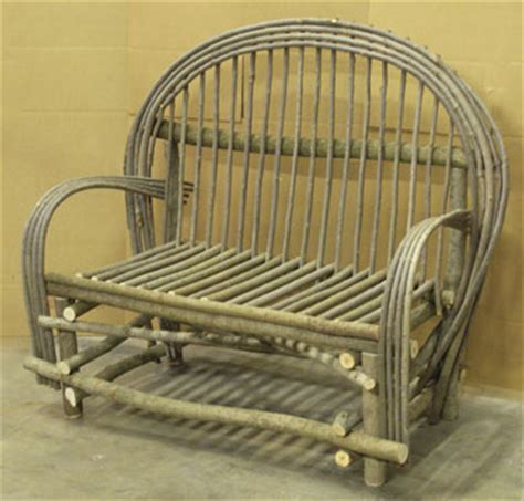 willow loveseat willow furniture quality handcrafted in iowa