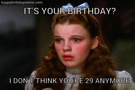 Fantastic Brilliant Ideas Of Happy Birthday Meme Ideas