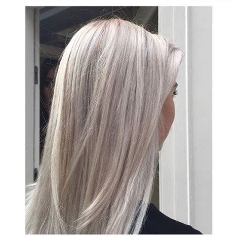 adding lowlights to white hair adding lowlights to platinum hair platinum blonde