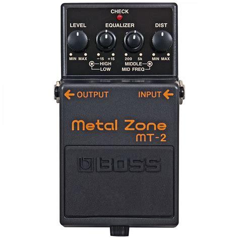 Efek Gitar Mt 2 Mt2 Mt 2 Metal Zone Baru mt 2 metal zone 3440020 171 guitar effect