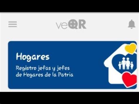 para consultar hogares de la patria pasos para nuevo registro de familia hogares de la patria