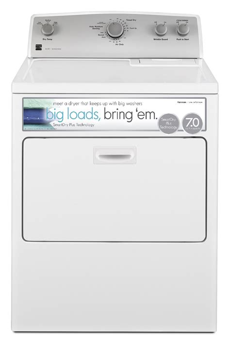 kenmore dryer compare general electric kenmore md 7 4 cu ft dryer