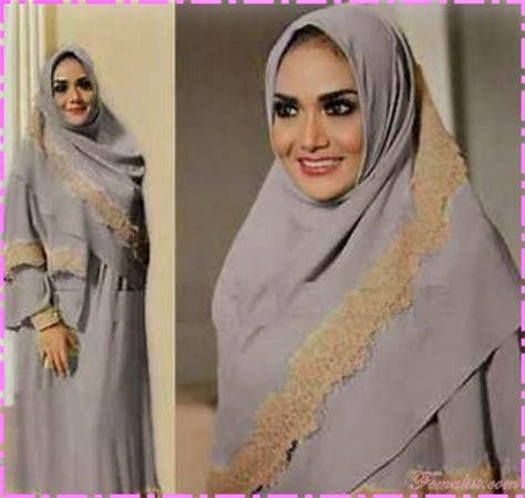 tren busana muslim terkini tren baju wanita muslim 2014 pakaian muslim wanita tahun