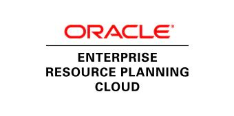 oracle enterprise resource planning cloud wikipedia