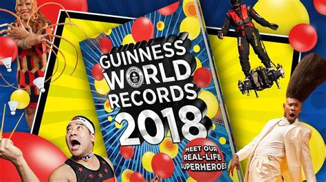 guinness world records 2018 edition books the guinness world record holders been