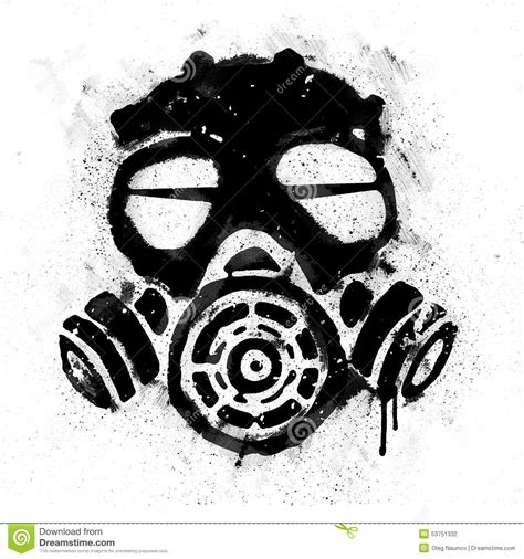 gas mask stock photo image 53751332