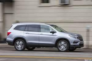 Where Are Honda Pilots Made All New 2016 Honda Pilot Suv Car Reviews New Car