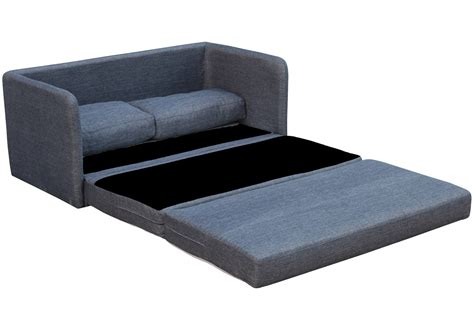 foam futon couch grey loveseat sofa sleeper phillip space saving futon