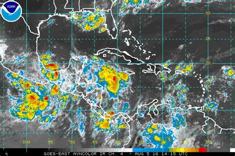 weather map of us for this weekend belize weather with cloudy spells