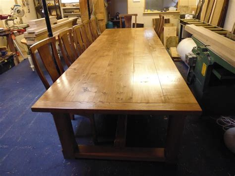Handmade Dining Tables Uk - quercus furniture