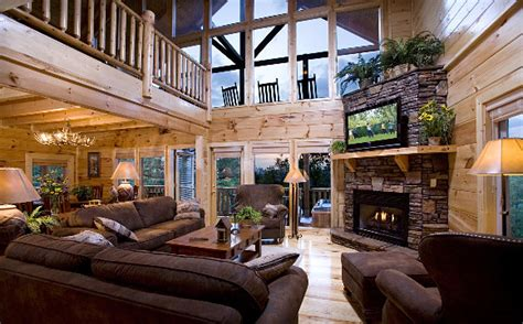 gatlinburg tennessee cabin smoky mountains