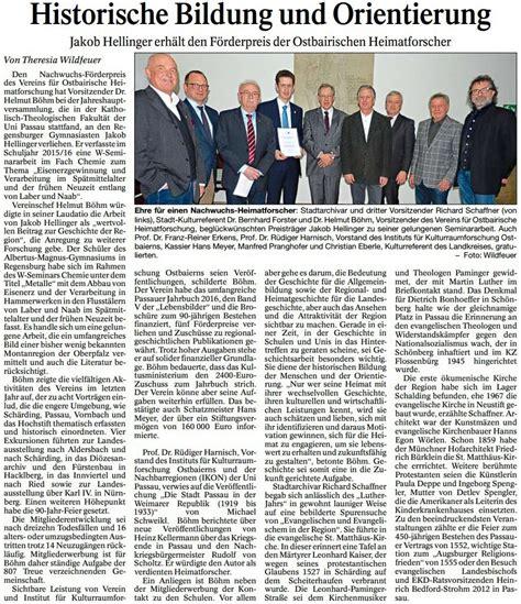 passauer neue presse wohnungen historische bildung und orientierung verein f 252 r