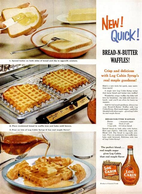 retro classic waffle maker french toast team breakfast