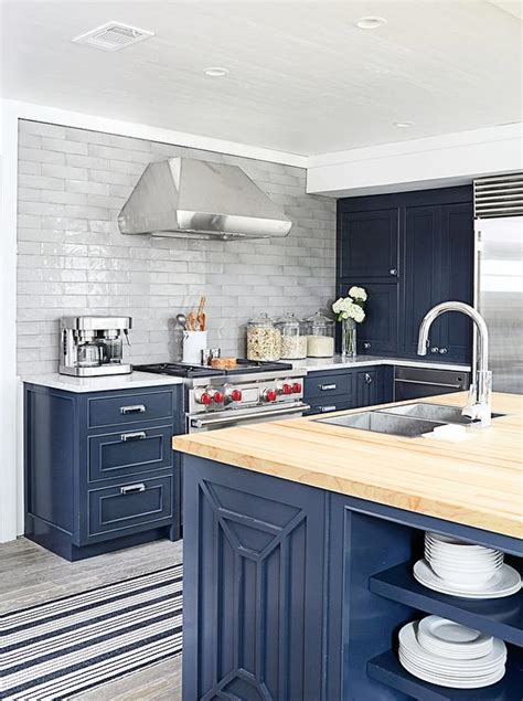 kitchen cabinets painted gray cottage kitchen interior design inspiration photos by coastal living