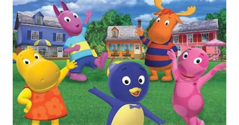 Backyardigans Backyard The Backyardigans Tv Review