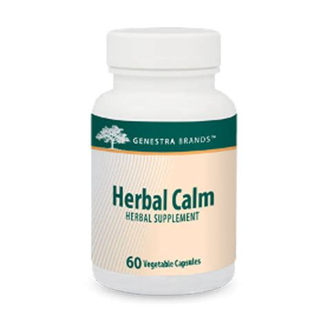 Calm Brand Detox by Genestra Herbal Calm Amino Acid Formula