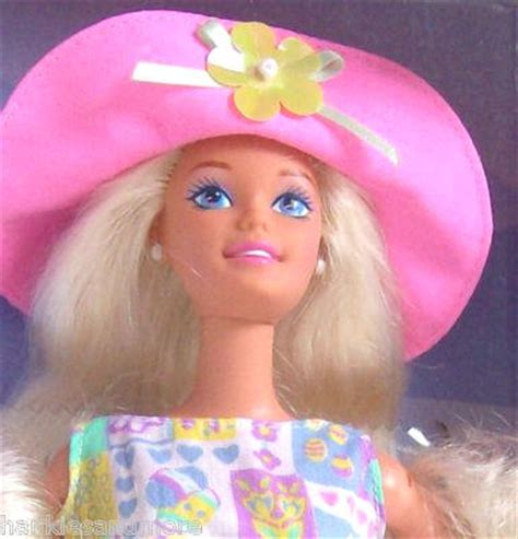 fashion easter doll 1998 easter style fashion doll 17651
