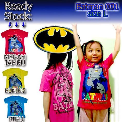 Tshirt Kaos Baju Batman Beyonce t shirt dan polo shirt sweet shopku