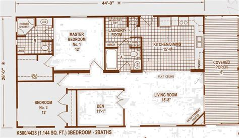 Doublewide Floor Plans projects
