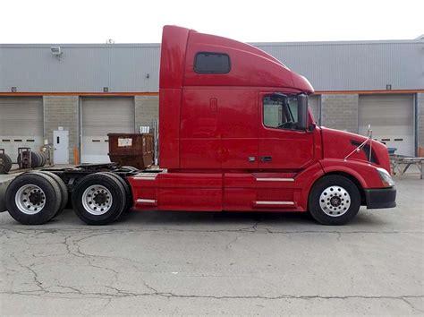 volvo sleeper truck 2008 volvo vnl64t670 sleeper truck for sale 718 429 miles