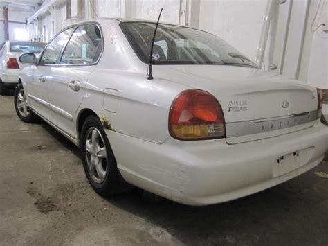 how do cars engines work 1999 hyundai sonata engine control parting out 1999 hyundai sonata stock 120436 tom s foreign auto parts quality used auto
