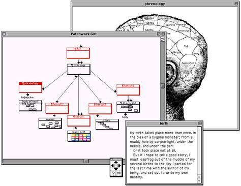 Patchwork Shelley Jackson - patchwork hypertext