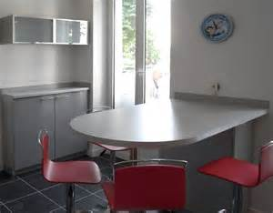 plan de travail pour table de cuisine table cuisine hauteur plan de travail