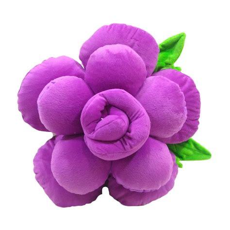 Bantal Bunga Mawar jual disney bunga mawar istimewa bantal ungu harga kualitas terjamin blibli